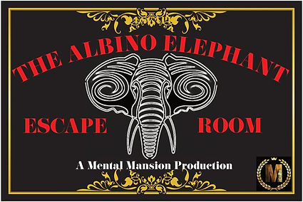 Mental Mansion Escape Rooms  Albino Elephant