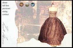 Web Design for Fashion Design