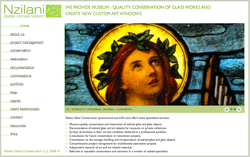Web Design For Art Restorers