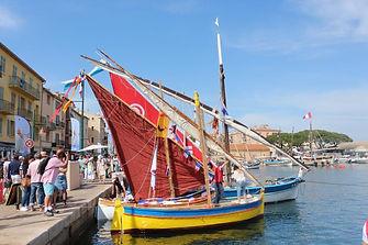 Voiles Latines St-Tropez