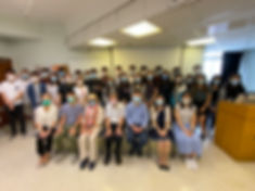 PHAR 2018 Class Photo With Patients
