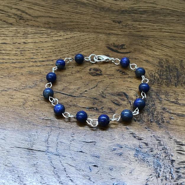 Lapis Lazuli & Silver