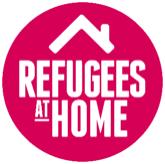Refugees At Home logo