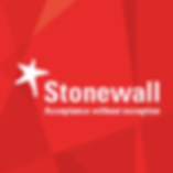 LGBTQ rights charity named after the 1969 Stonewall riots in New York City, Greenwich Village. Aim to empower individuals and to change and protect laws.