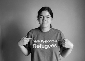 """""""The only difference between them and us is luck"""" 