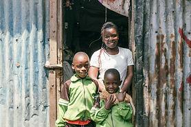 Raising Futures Kenya work with resource-poor communities in Kenya.