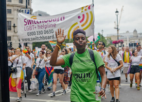 Switchboard LGBT+ Helpline | Voices of Change