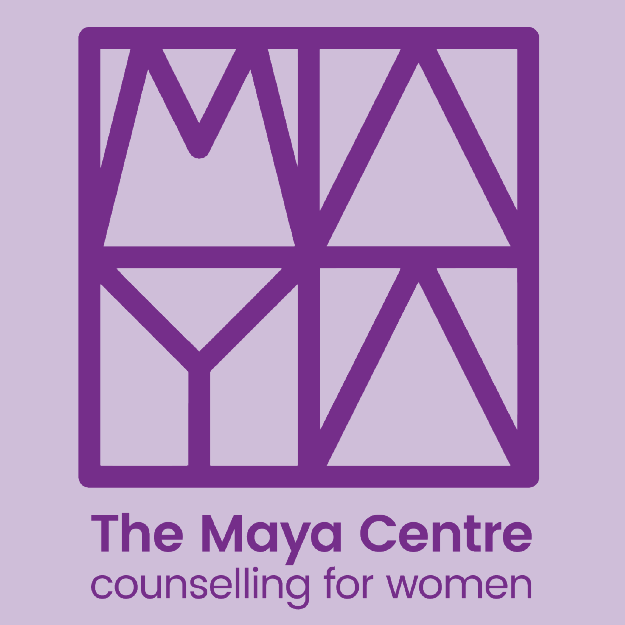 The Maya Centre- counselling for women logo