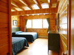 Three Private Bedrooms
