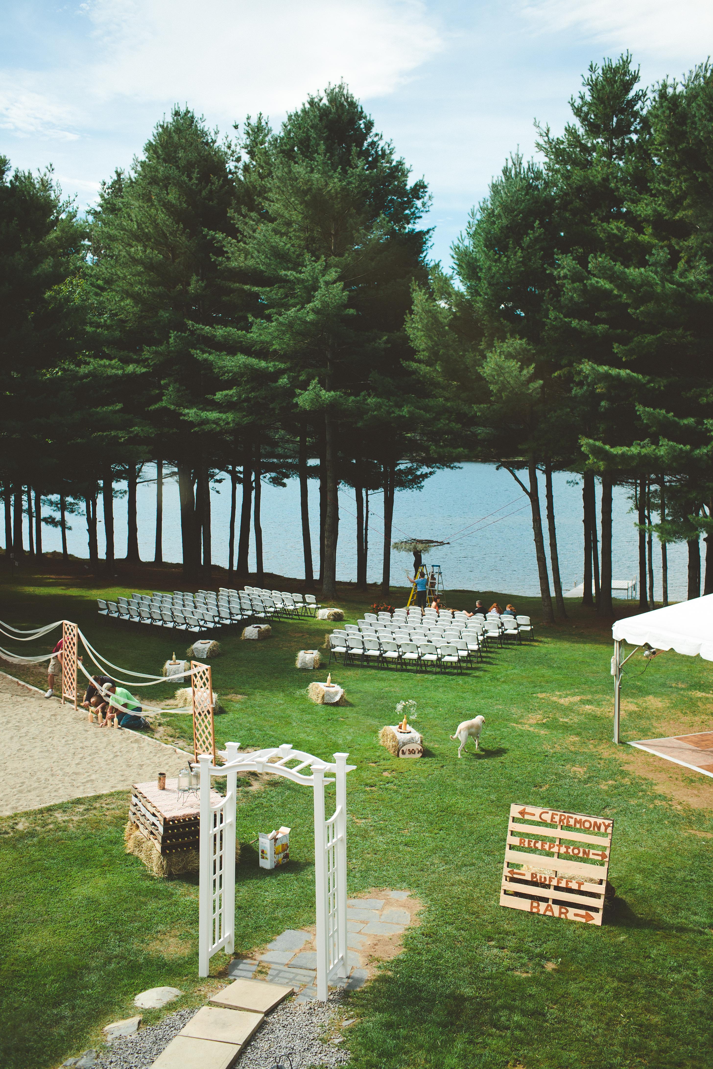Our Lakeside Venue