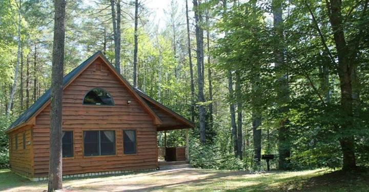 Silver Cove Cabin