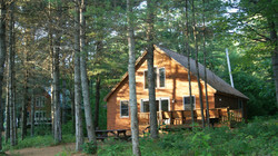 Our Lakeside Cabins