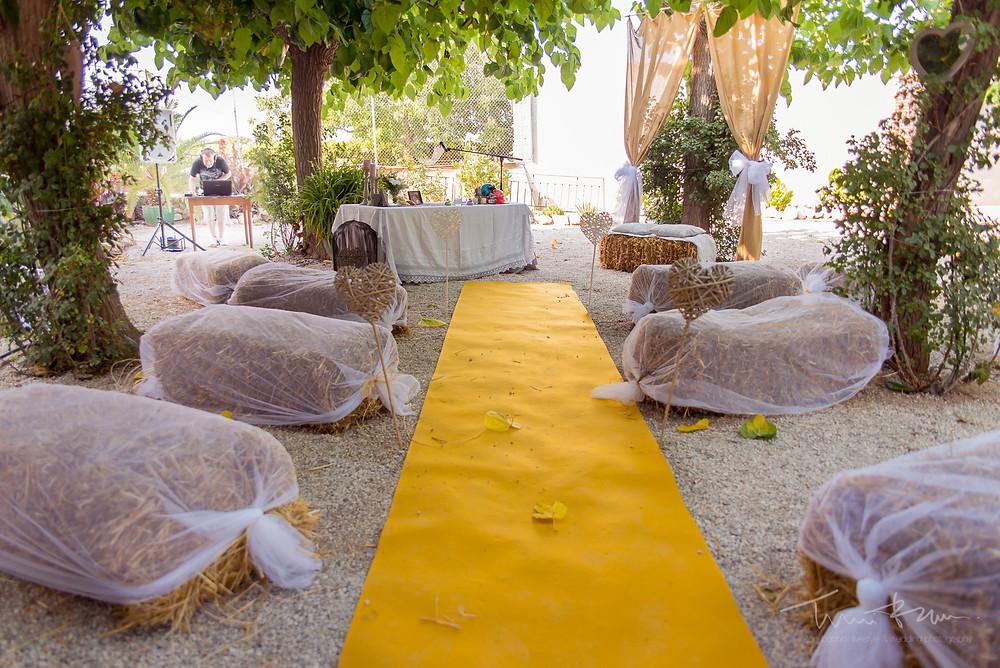 ceremonia Fotografía documental Destination wedding photographer Tarragona  Barcelona