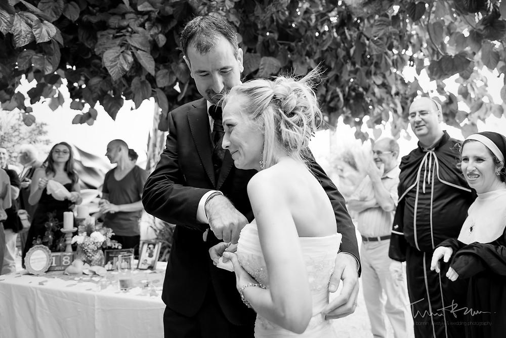arrozFotografía documental Destination wedding photographer Tarragona  Barcelona