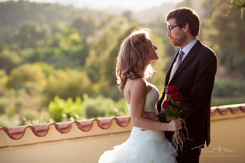 novios emoción Mas Folch boda Fotografía documental Destination wedding photographer Tarragona  Barcelona