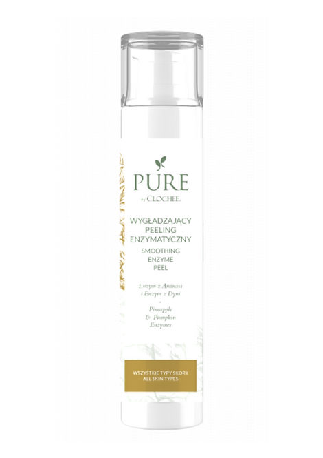PURE BY CLOCHEE Smoothing Enzyme Peel