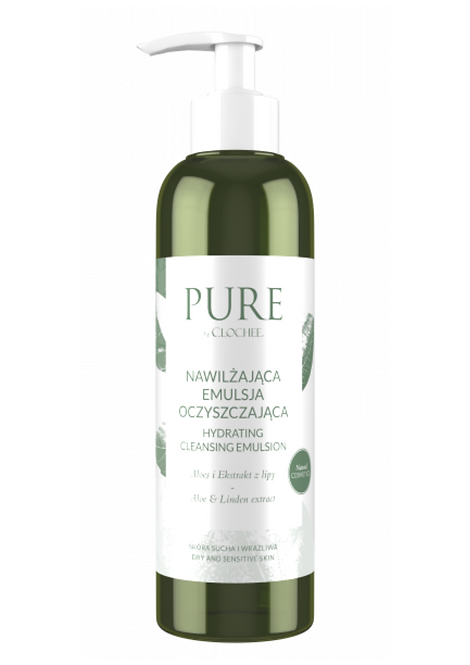 PURE BY CLOCHEE Hydrating Cleansing Emulsion