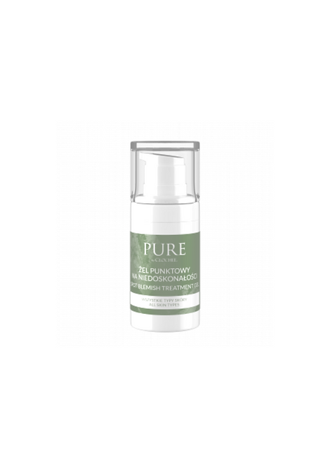 PURE BY CLOCHEE Spot Blemish Treatment Gel