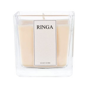 RINGA Natural Soy Candle - Green Tea