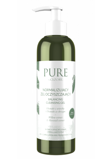 PURE BY CLOCHEE Balancing Cleansing Gel