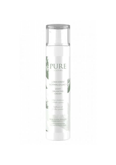 PURE BY CLOCHEE Light Balancing Cream