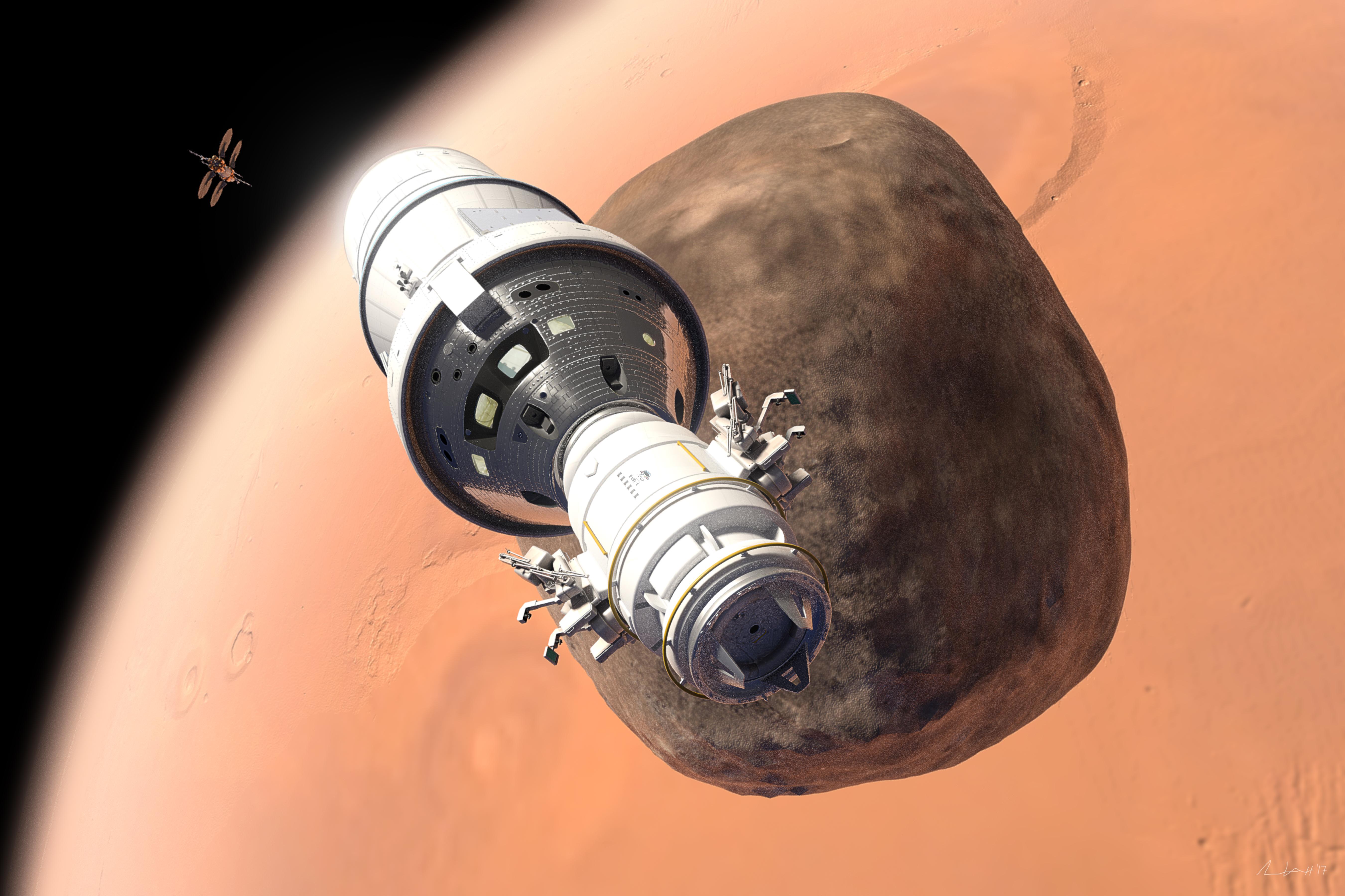 Orion Excursion Mission