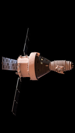 Orion With Excursion Module