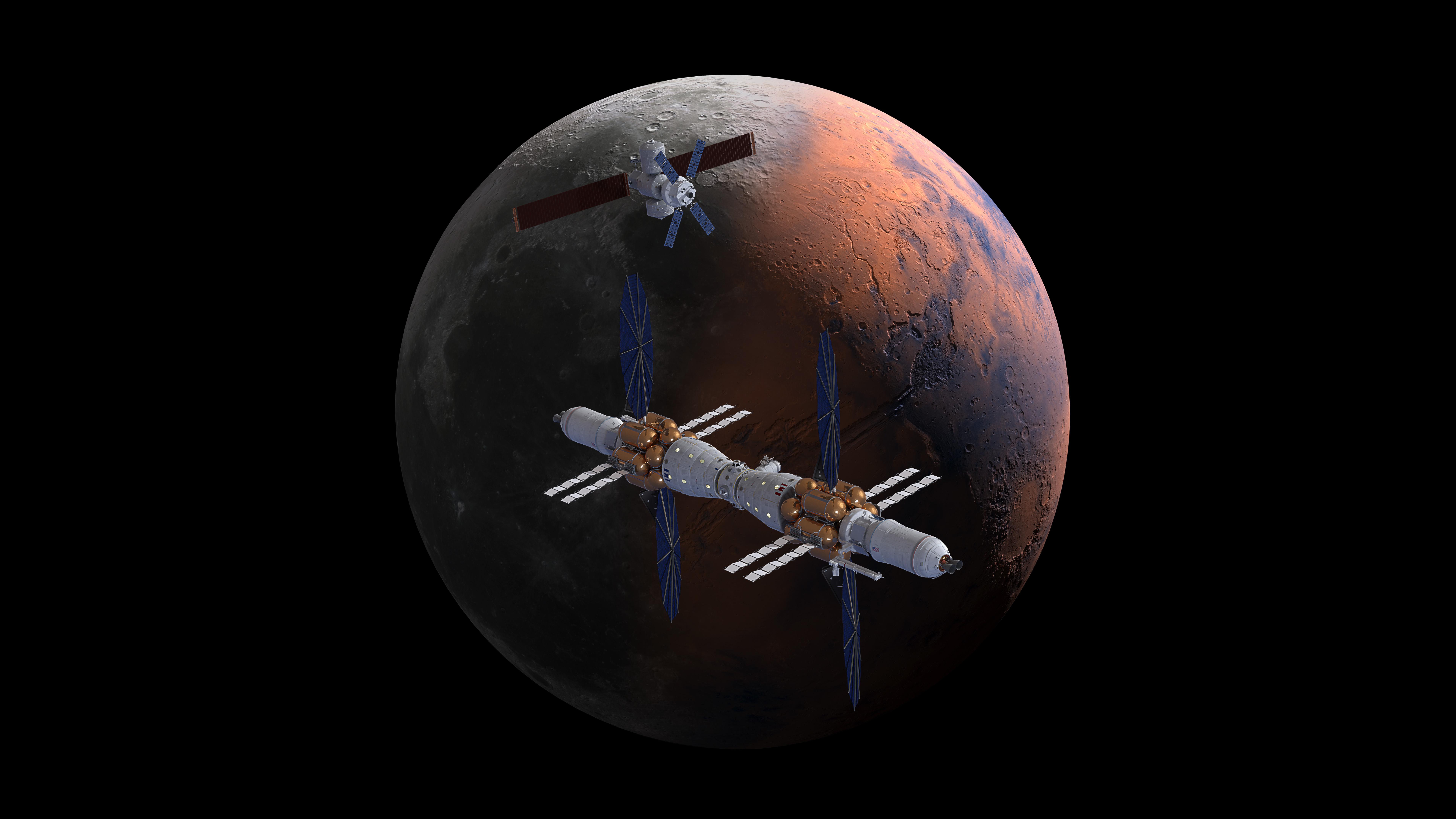 Moon Mars Composite2