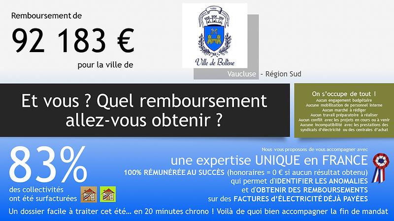 Annonce_Bollène_Quel_remboursement_pour_