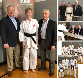 Angus Norcliffe - Grading 2nd June 2019.