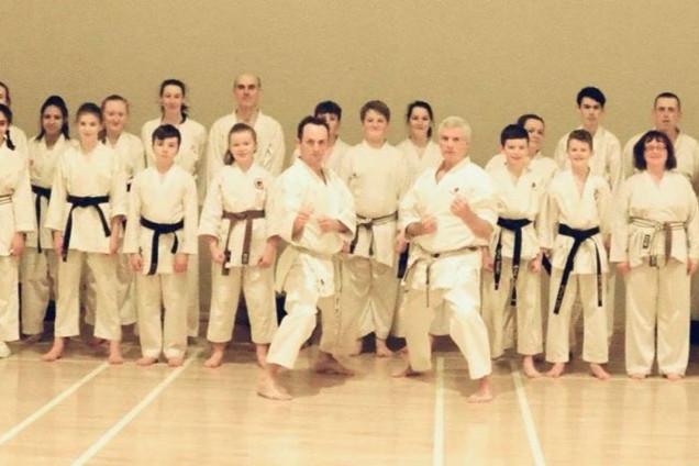 Northern Region Kumite Squad