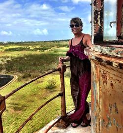 Rayon flounce top dress