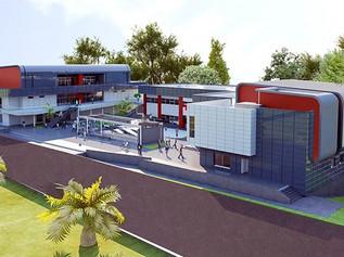 İBB Barbaros Hayrettin Paşa Kapalı Spor Salonu ve Gençlik Merkezi