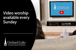 Video worship continues