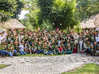 Maratón de las aves Calakmul 2016