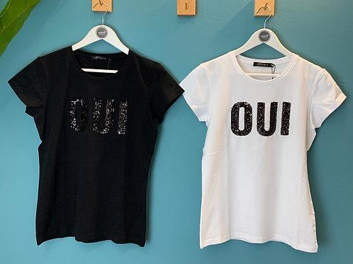 T-shirt OUI - Trez