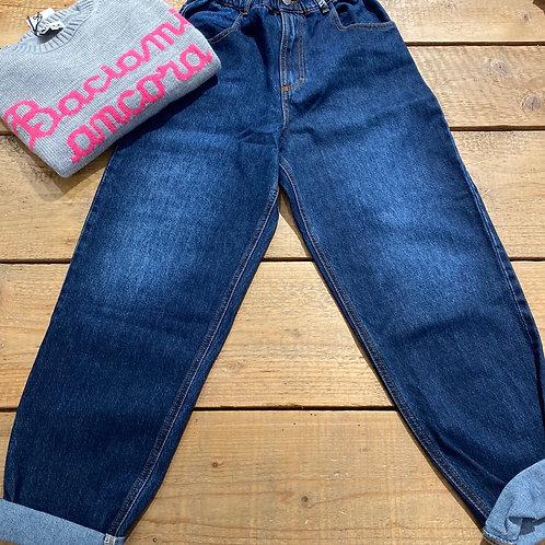 Jeans a caramella