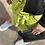 Thumbnail: Pochette nera vera pelle