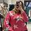 Thumbnail: Maglioncino in cotone con stelle - 2 colori