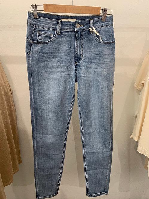 Jeans elasticizzato - over