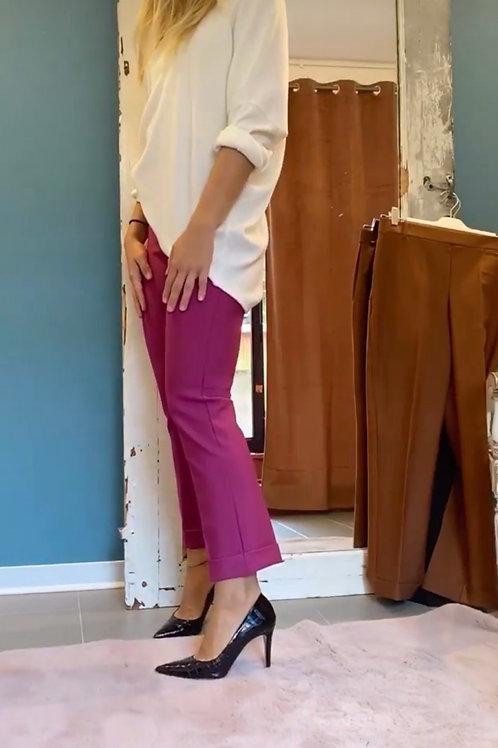 Pantaloni risvolto e passanti - Ragno - 3 colori