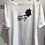 Thumbnail: T-shirt ricamo over