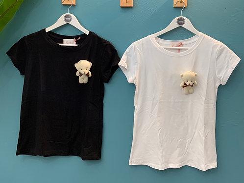 T-shirt spilla orsetto