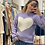 Thumbnail: Maglione in cotone con cuore - 2 colori