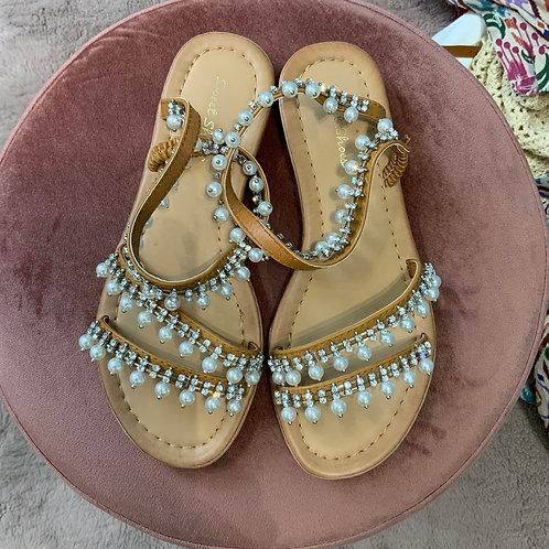 Sandali perle