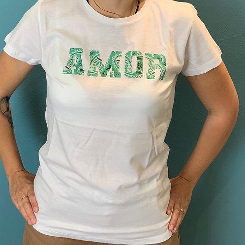 T-shirt Amor - 5 colori