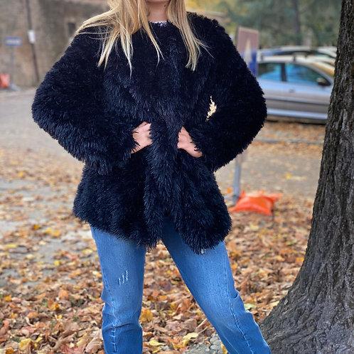 Teddy coat orsetto - 2 colori