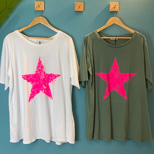 T-shirt over stella - Susy Star
