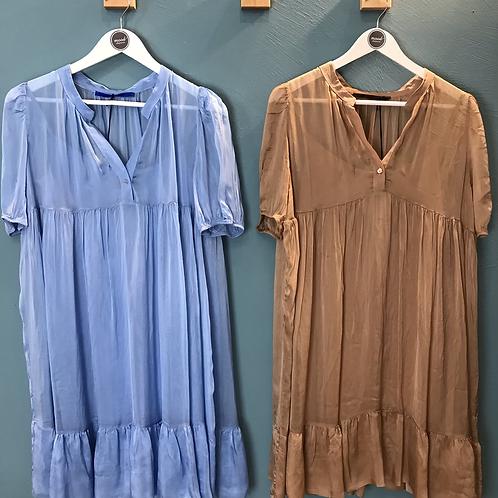 Vestito Angela Davis -  2 colori