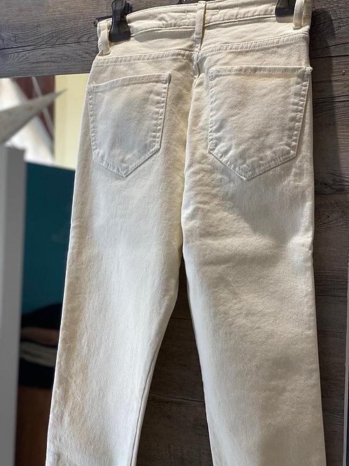 Jeans panna kontatto